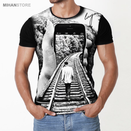تی شرت سه بعدی Dream