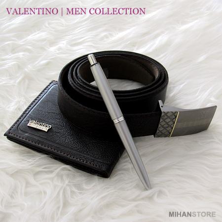 ست کیف و کمربند Valentino