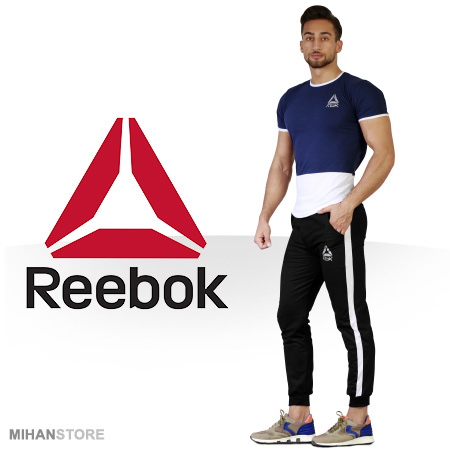 ست تی شرت و شلوار Reebok طرح RBK