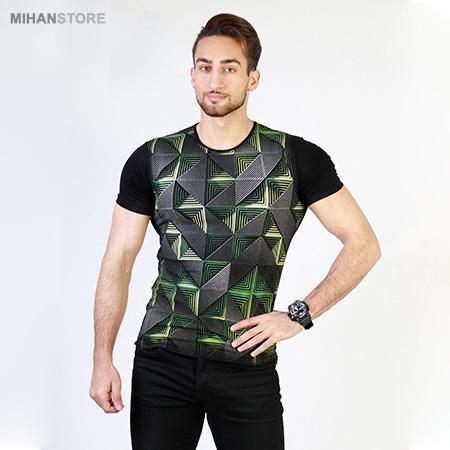 تی شرت سه بعدی Maze
