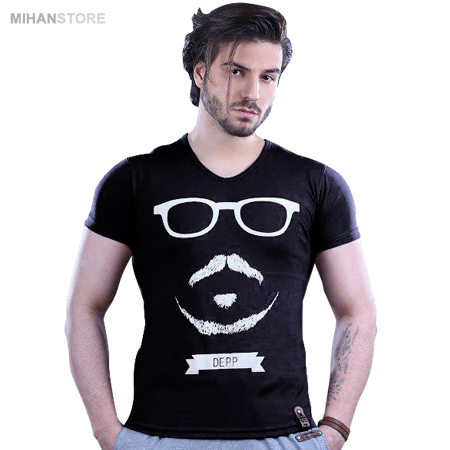 تی شرت مردانه طرح Depp