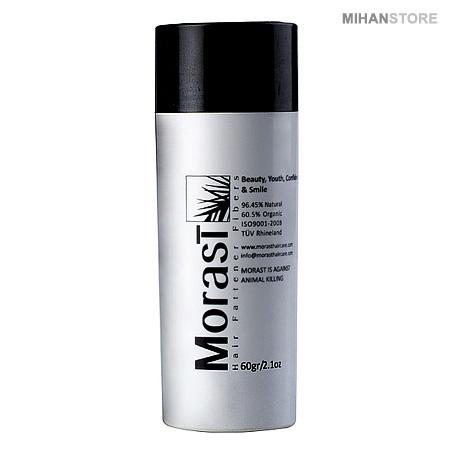 پودر حجم دهنده موی سر مورست - Morast